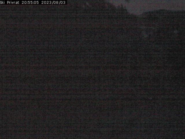 Webcam - Přívrat